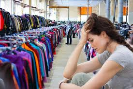 где продать одежду